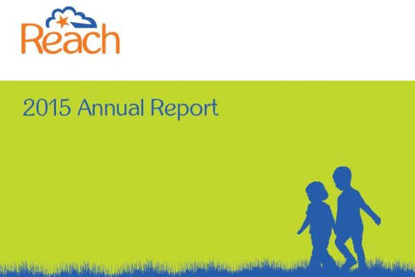 Hot off the press! Read the 2015 Annual Report