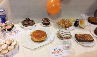 Clarke Willmott Cake Sale raised £70