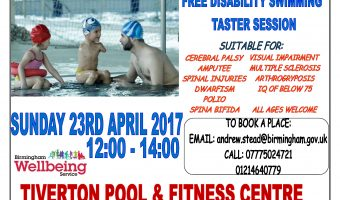 Free Swimming taster session in Birmingham