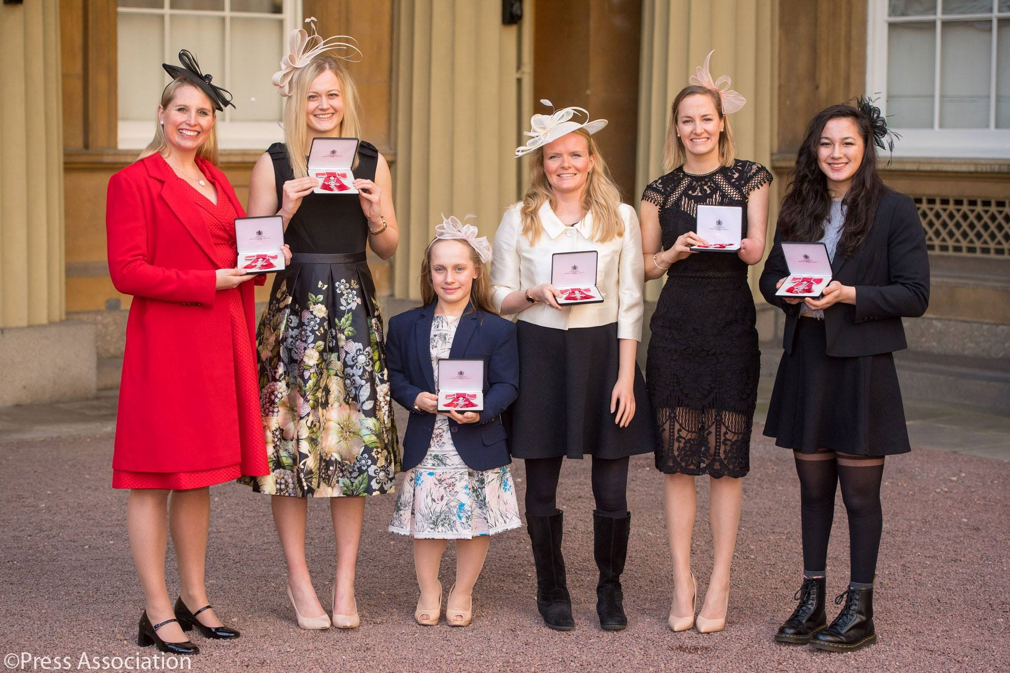 claire cashmore mbe