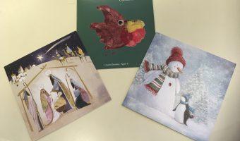 Reach Christmas Cards now on sale