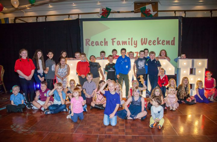 Bookings Open for Reach Family Weekend – 2018
