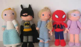 Hand made Reach Dolls