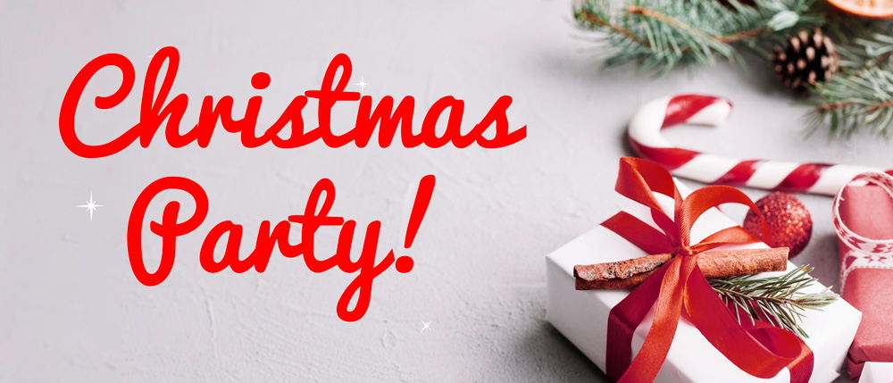 Christmas Party Time - Look out for local events! | Reach