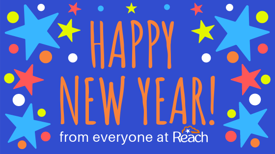 Happy New Year from Reach