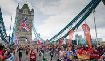 The Virgin London Marathon 2019