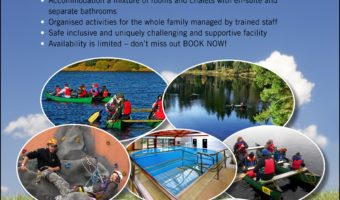 Whole Family Adventure Weekend at Lake Kielder 24-26th May 2019