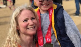 Well done 2019 Reach London Marathon Runners!